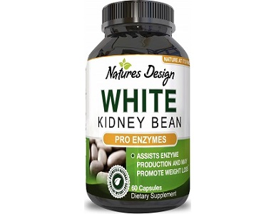 Natures Design White Kidney Bean for Weight Loss