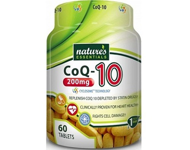 Nature's Essentials CoQ-10 Review - For Cognitive And Cardiovascular Support