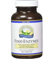 Nature's Sunshine Food Enzymes Review - For Increased Digestive Support