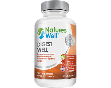 Natures Well Digest Well Review - For Increased Digestive Support