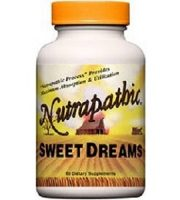 Nutrapathic Sweet Dreams for Insomnia