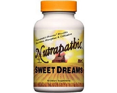 Nutrapathic Sweet Dreams Review - For Restlessness and Insomnia