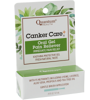 Quantum Health Canker Care+ for Canker Sore Relief
