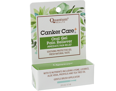 Quantum Health Canker Care+ Review - For Relief From Mouth Ulcers And Canker Sores
