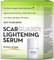 Scarguard Labs Lightening Serum for Scar Removal