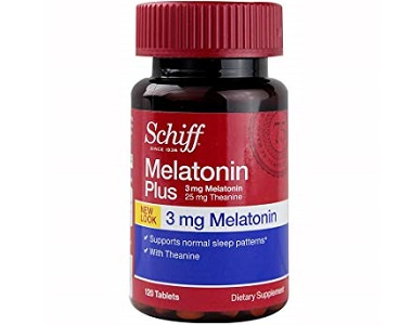 Schiff Vitamins Melatonin Plus Review - For Relief From Jetlag