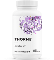 Thorne Melaton-3 Review - For Relief From Jetlag