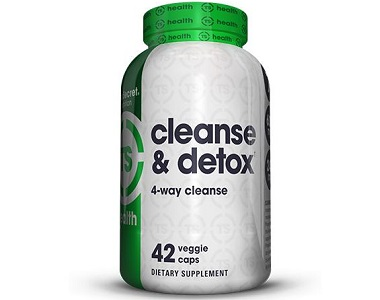 Top Secret Nutrition Cleanse & Detox 7-day Formula Review - 7 Day Detox Plan