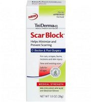 Triderma Scar Block Review - For Reducing The Appearance Of Scars