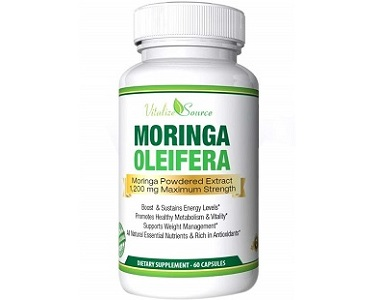 Vitalize Source Moringa Review - For Weight Loss and Improved Health And Well Being