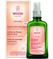 Weleda Stretch Mark Massage Oil for Stretch Marks