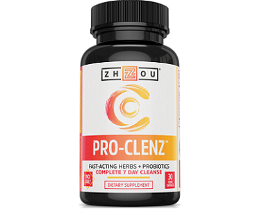 Zhou Pro-Clenz Review - 7 Day Detox Plan