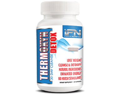 iForce Nutrition Thermoxyn Detox Review - 7 Day Detox Plan