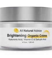 All Natural Advice Brightening Organic Creme Review - For Brighter Looking Skin