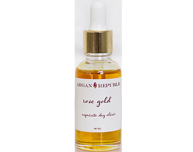 Argan Republic Rose Gold Exquisite Day Elixir Review - For Younger Healthier Looking Skin