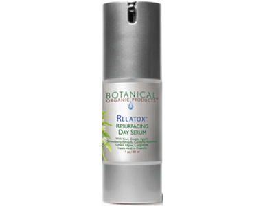 Botanical Relatox Resurfacing Day Serum Review - For Younger Healthier Looking Skin
