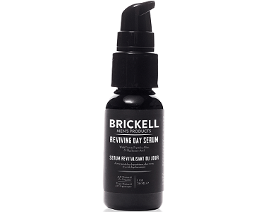 Brickell Men's Products Reviving Day Serum Review - For Younger Healthier Looking Skin