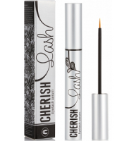 Cherisher Cherish Lash Eyelashes Serum Review - For Longer Lashes and Fuller Brows