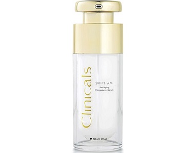 Clinicals Shift AM Day Serum for Anti-Aging