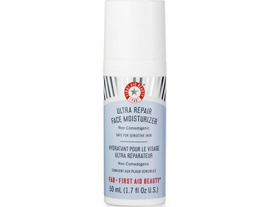 First Aid Beauty Ultra Repair Face Moisturizer Review - For Younger Healthier Looking Skin