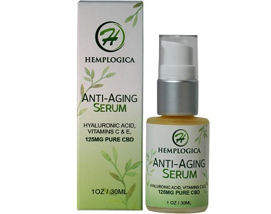 Hemplogica Anti-Aging Serum Review - For Younger Healthier Looking Skin