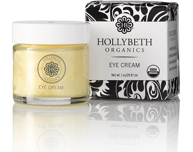 Holly Beth Organics Eye Cream Review - For Under Eye Bag And Wrinkles