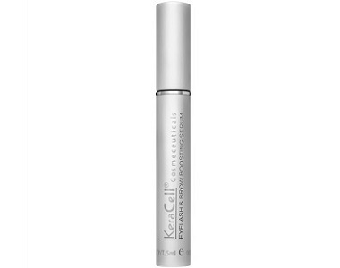 Keracell Eyelash & Brow Boosting Serum Review - For Lashes and Brows