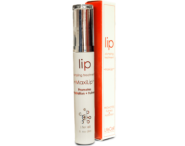 LifeCell Lip Plumping Treatment Review - For Fuller Plumper Lips