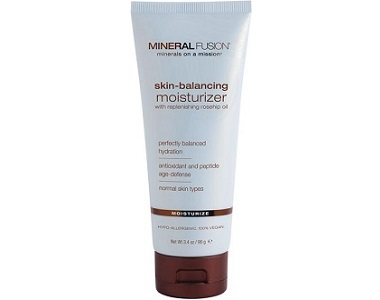Mineral Fusion Skin-Balancing Moisturizer Review - For Younger Healthier Looking Skin