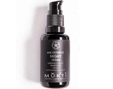 Mukti Organics Age Defiance Night Serum Review - For Younger Healthier Looking Skin