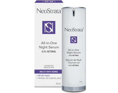 NeoStrata All-in-One Night Serum Review - For Younger Healthier Looking Skin