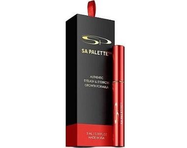 Sa Palette Eyelash & Eyebrow Growth Formula for Eye Lash & Eye Brow