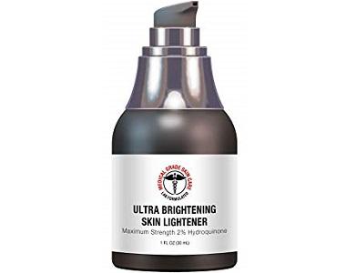 Skinpro Medical Grade Skin Care Ultra Brightening Skin Lightener for Skin Brightener