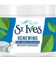 St. Ives Renewing Collagen Elastin Moisturizer Review - For Younger Healthier Looking Skin