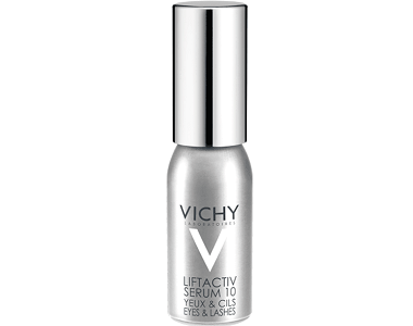 Vichy Laboratories LiftActiv Supreme Eyes & Lashes Review - For Fuller and Longer Lashes and Brows