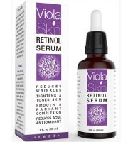 Viola Skin Retinol Serum Review - For Younger Healthier Looking Skin