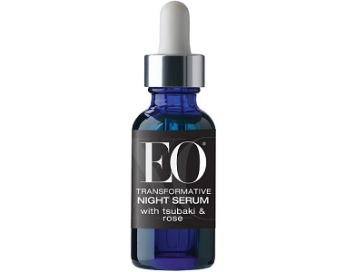 EO Products Ageless Skin Care Transformative Night Serum Review - For Younger Healthier Looking Skin