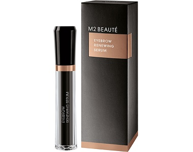 M2 Beauté Eyebrow Renewing Serum Review - For Lashes and Brows
