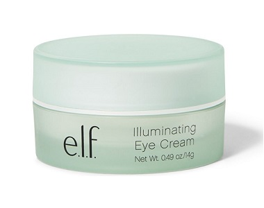 e.l.f. Cosmetics Illuminating Eye Cream Review - For Under Eye Bag And Wrinkles